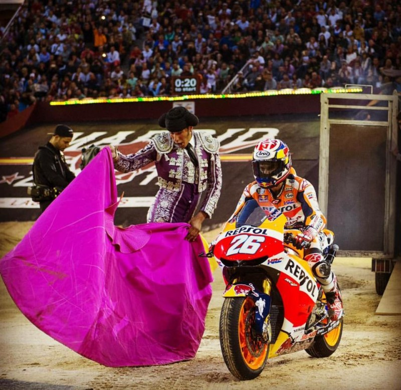 Дани Педроса на Red Bull X-Fighters 2017