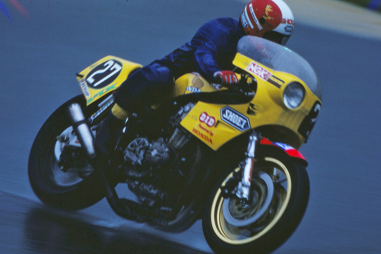 Honda CB900F (Suzuka 8-Hours 1982)
