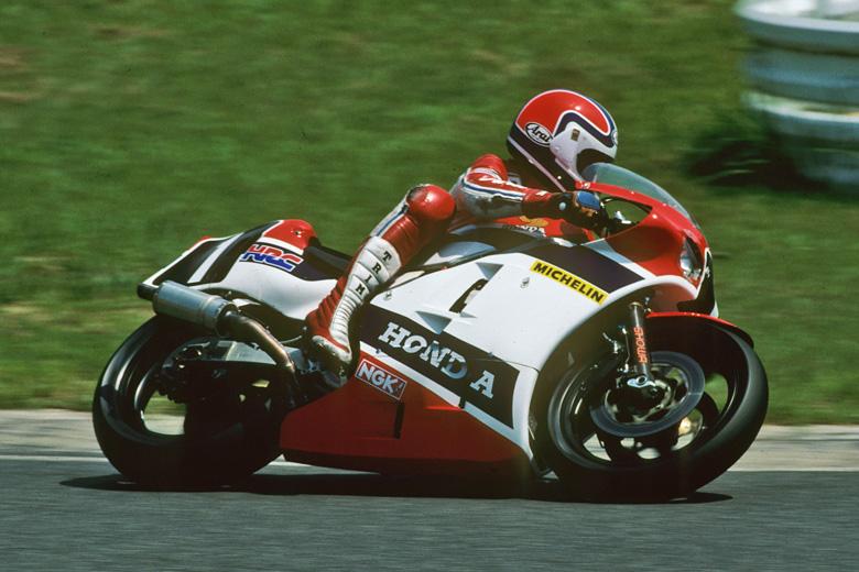 Honda RS750R (Suzuka 8-Hours 1984)