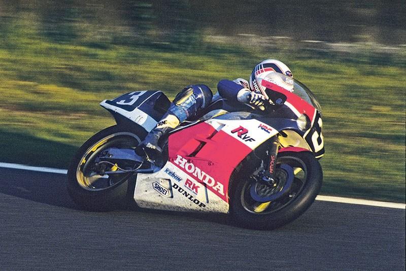 Honda RVF750 (Suzuka 8-Hours 1985)