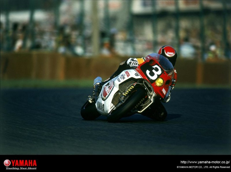Yamaha YZF750 (Suzuka 8-Hours 1988)