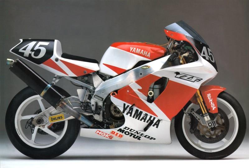 Yamaha YZF750 (Suzuka 8-Hours 1996)