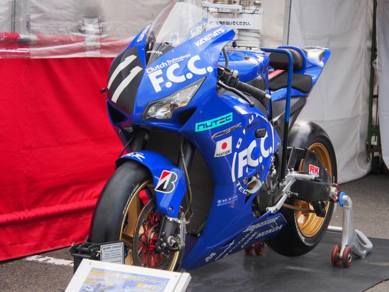 Honda CBR1000RR (Suzuka 8-Hours 2012)