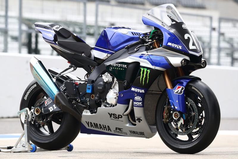 Yamaha YZF-R1 (Suzuka 8-Hours 2016)