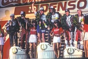 Уэйн Гарднер на Suzuka 8-Hours 1985
