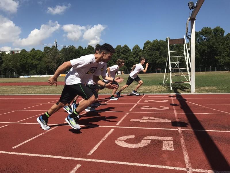 Тренировка в Академии VR46