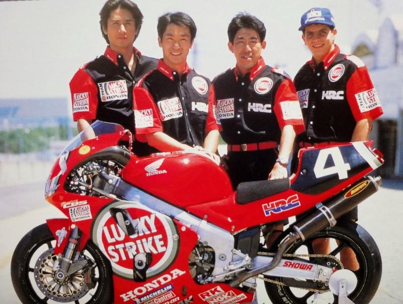 Honda RVF750 (Suzuka 8-Hours 1999)