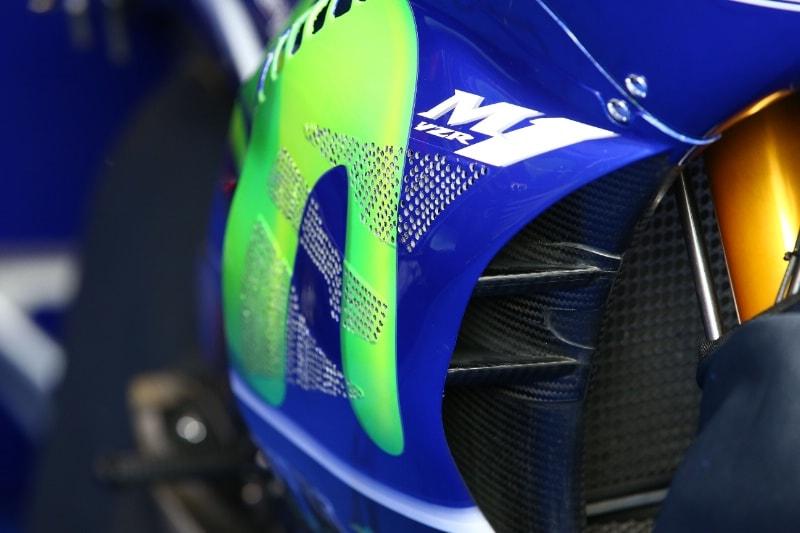 Передний обтекатель Yamaha