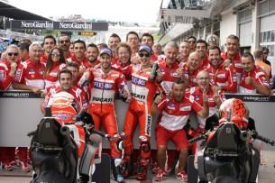 Лоренсо, Довициозо, Ducati