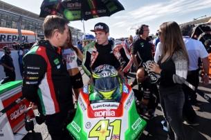 Алейш Эспаргаро   MotoGP Гран-При Великобритании 2017    00373