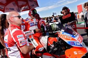 Лоренсо   MotoGP Гран-При Великобритании 2017    00381