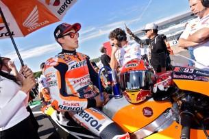 Маркес   MotoGP Гран-При Великобритании 2017    00383
