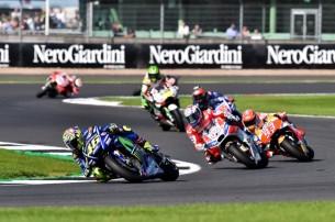 Росси, Дови, Маркес   MotoGP Гран-При Великобритании 2017    00403
