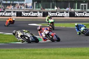   MotoGP Гран-При Великобритании 2017    00405