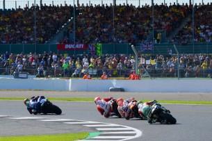   MotoGP Гран-При Великобритании 2017    00410