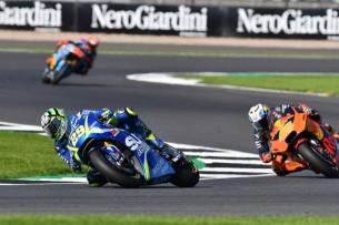   MotoGP Гран-При Великобритании 2017    00412