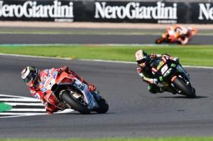 Лоренсо, Зарко   MotoGP Гран-При Великобритании 2017    00420