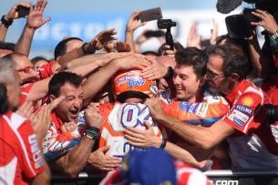 Довициозо   MotoGP Гран-При Великобритании 2017    00430