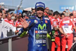 Росси   MotoGP Гран-При Великобритании 2017    00435
