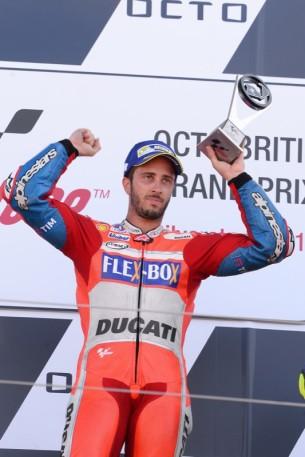 Довициозо   MotoGP Гран-При Великобритании 2017    00450
