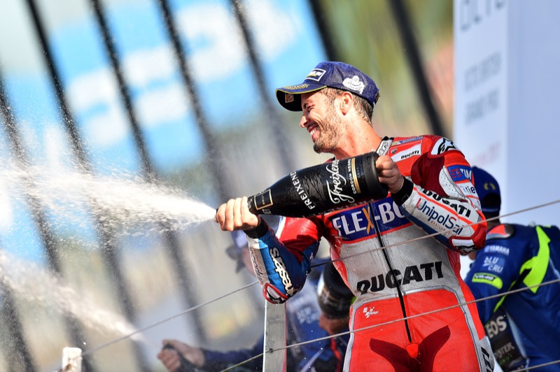 Довициозо | MotoGP Гран-При Великобритании 2017 |  00454
