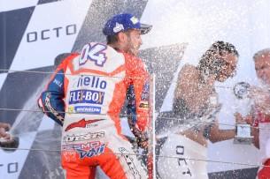 Довициозо   MotoGP Гран-При Великобритании 2017    00455