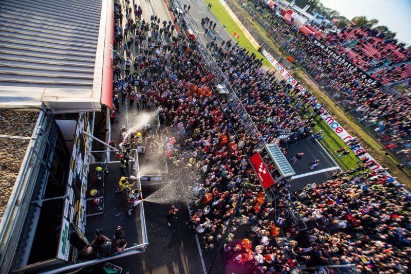Шейн Берн - чемпион British Superbike 2017
