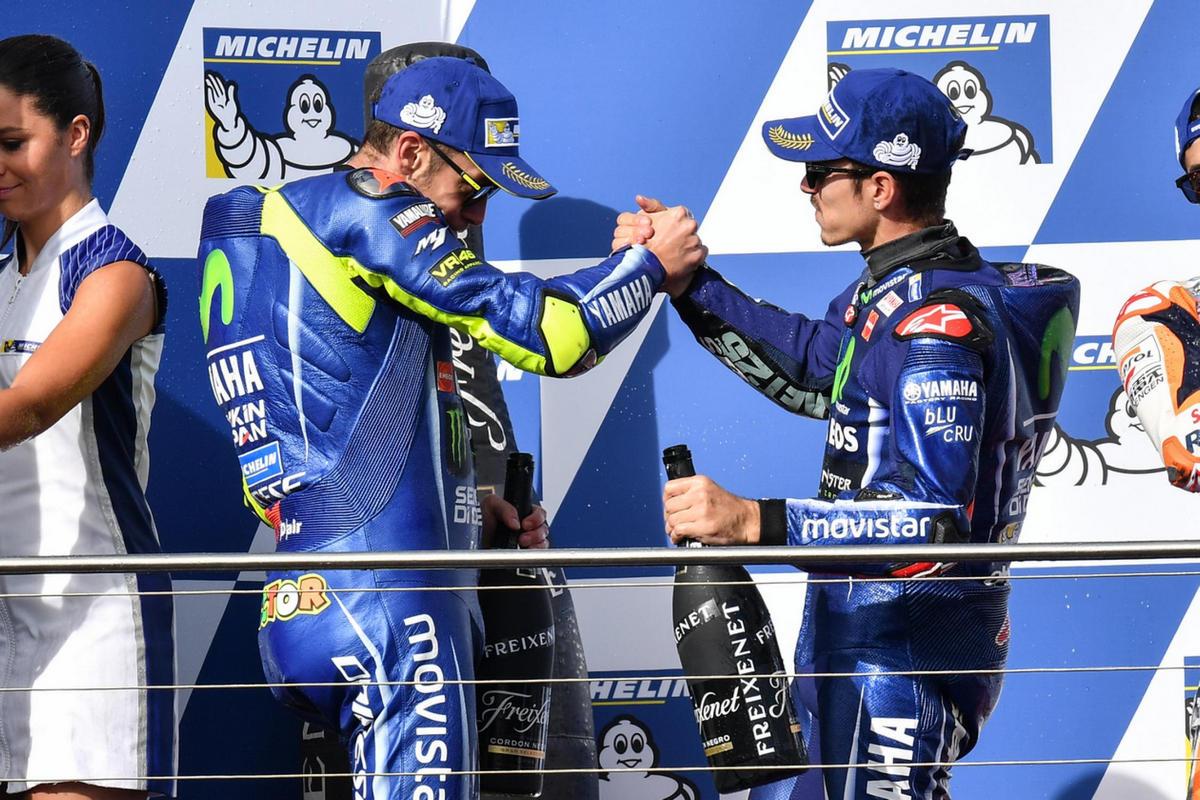 Лоренцо: «Яхотел выиграть гонку, поэтому атаковал досамого конца»