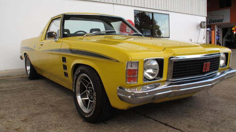 1976 Holden FJ Ute
