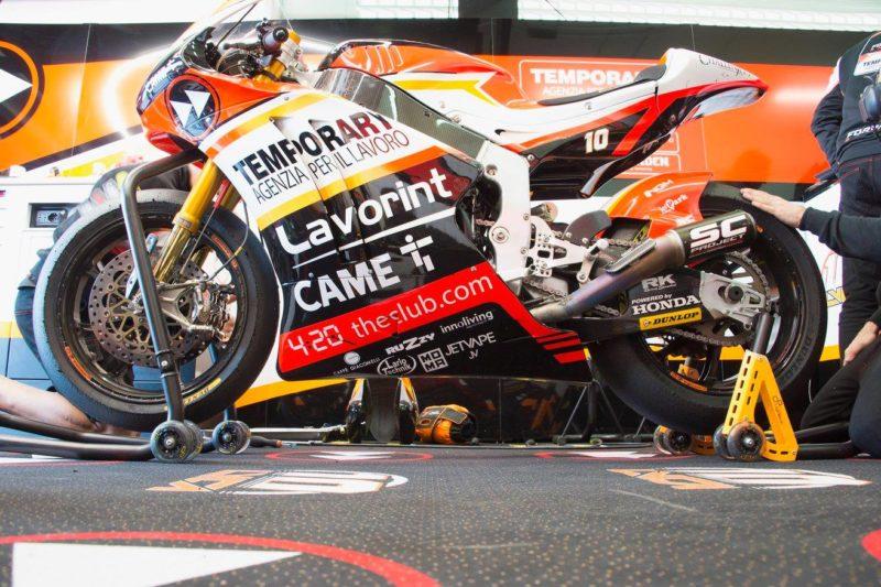 Мотоцикл Forward Racing