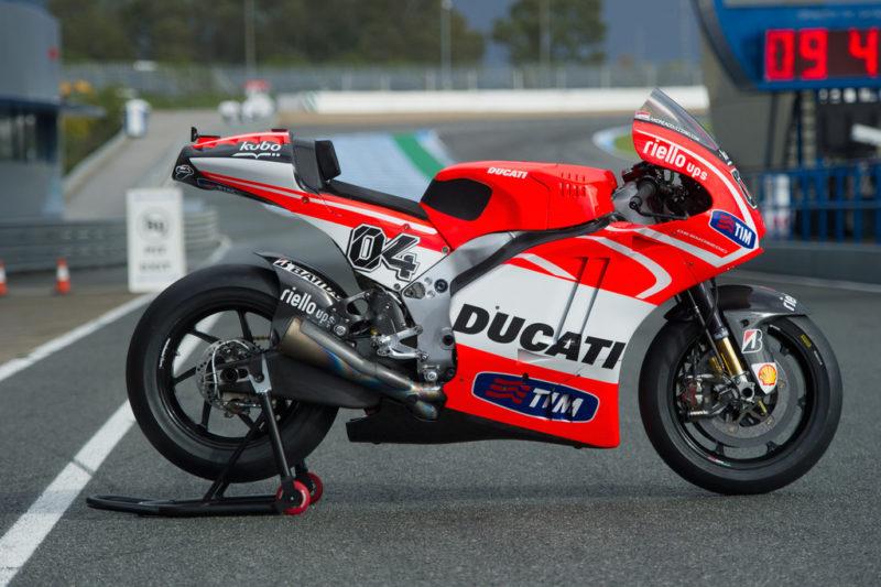 Ducati Андреа Довициозо (2013)