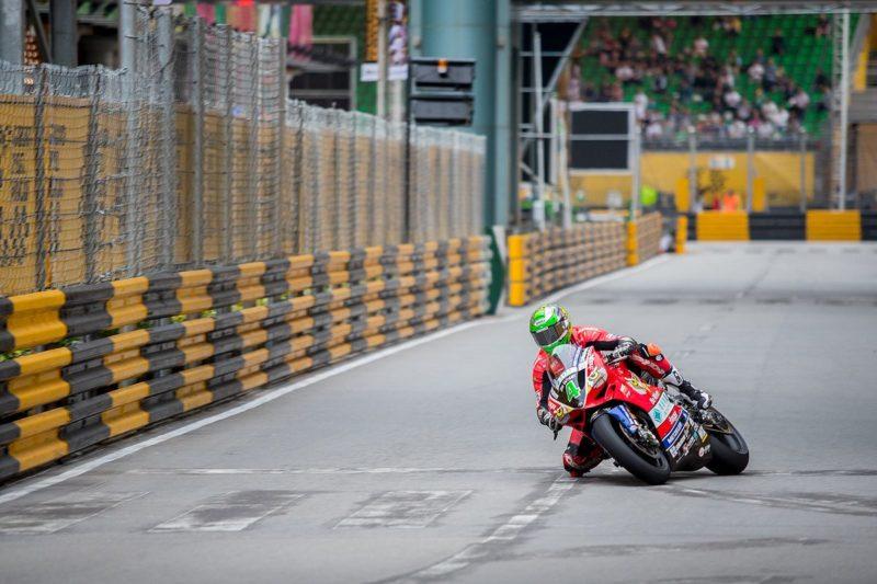 Гленн Ирвин выиграл Гран-При Макао 2017