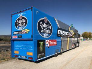 Грузовик Estrella Galicia Marc VDS