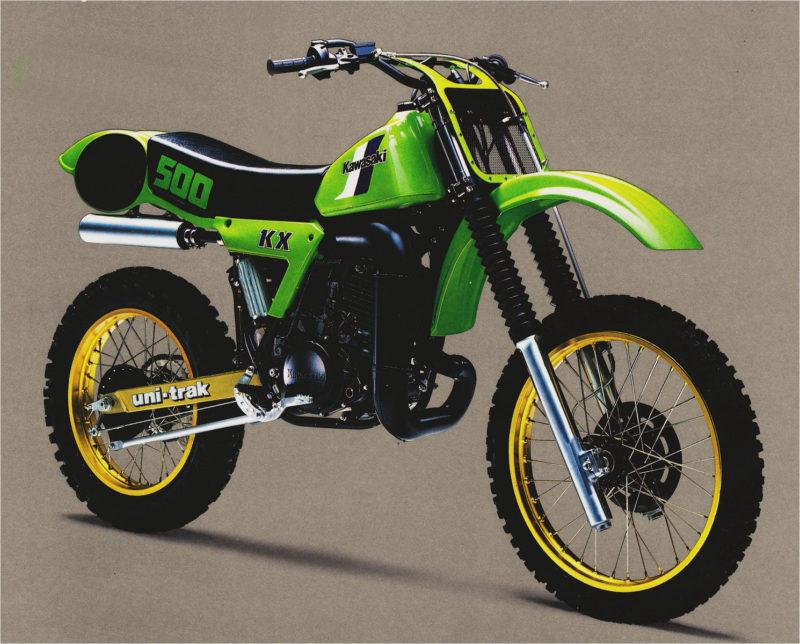 2003 Kawasaki KX500