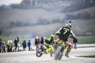 Балдассари и Росси на La 100 km dei Campioni 2017