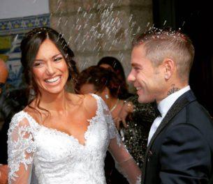 Свадьба Альваро Баутисты и Грейс Барросо