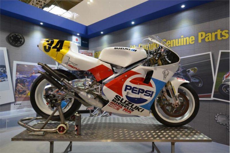 1989 Suzuki RGV500