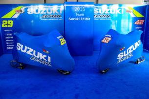Презентация Suzuki Ecstar 2018