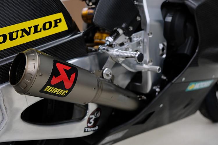 Прототип Triumph Kalex Moto2