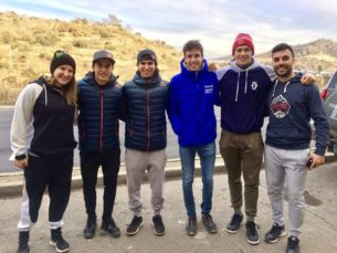 Братья Маркесы, Реддинг и Фонтанези в Испании (2018)