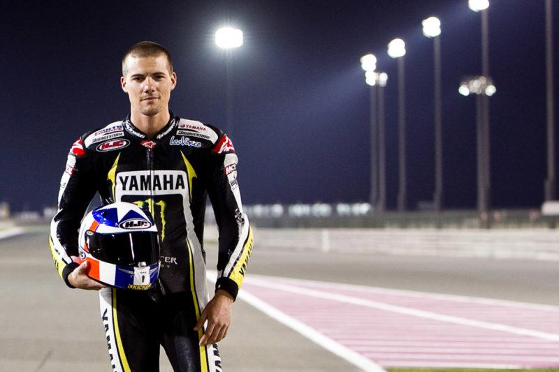 Бэн Спис - пилот Yamaha Tech 3 (MotoGP 2010)