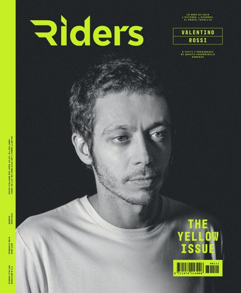 Спецвыпуск журнала Riders (февраль 2018)