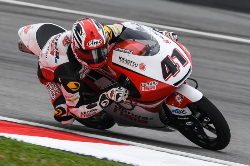 Накарин Атиратфувапат MotoGP {$YEAR}