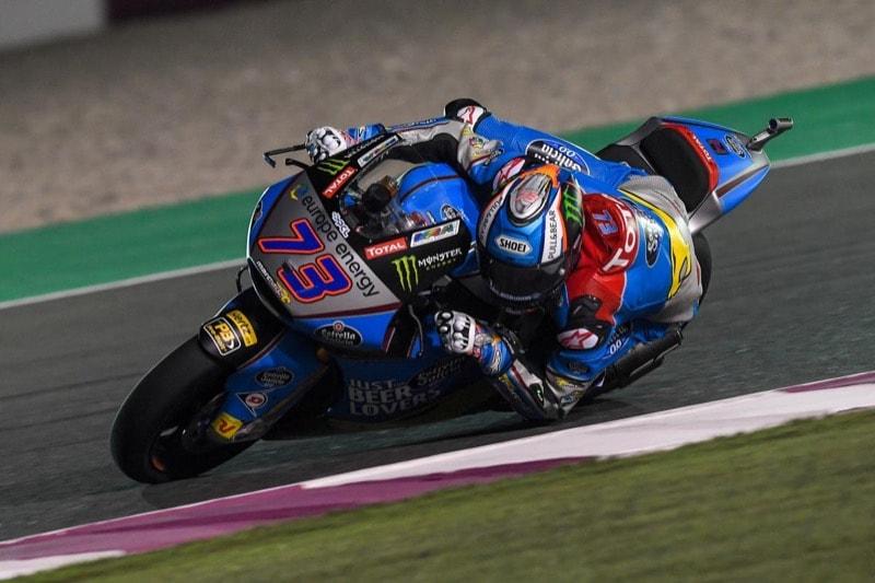 Алекс Маркес MotoGP {$YEAR}
