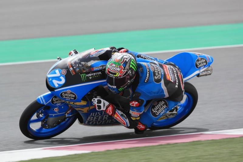 Алонсо Лопес MotoGP {$YEAR}