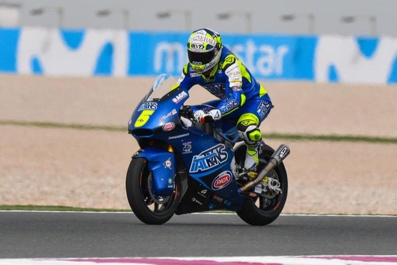 Андреа Локателли MotoGP {$YEAR}