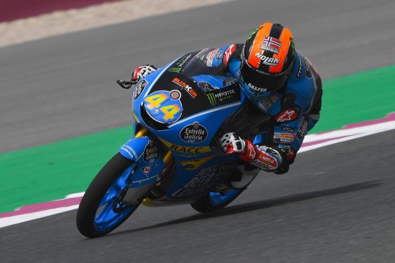 Арон Канет MotoGP {$YEAR}