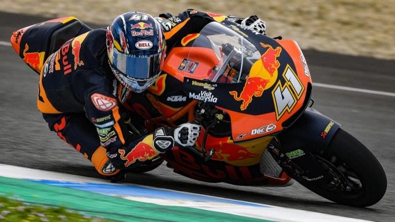 Брэд Биндер MotoGP {$YEAR}