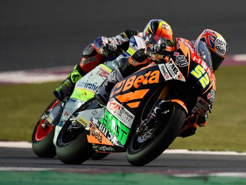 Дэнни Кент MotoGP {$YEAR}