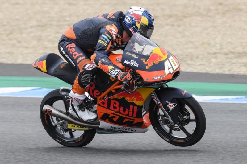 Даррин Биндер MotoGP {$YEAR}